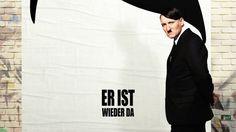 """En su exitosa novela cómica """"Ha vuelto"""", el autor Timur Vermes se imaginó el retorno del Führer. Ahora, el filme inspirado en el libro revela las actitudes de simpatía hacia su figura por parte de algunos alemanes."""