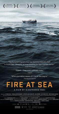 The first documentary to ever win the top award at the Berlin International Film Festival, FIRE AT SEA takes place in Lampedusa, a once peaceful Mediterranea. Good Movies On Netflix, Hd Movies, Movies To Watch, Movies Online, Movie Tv, Documentary Filmmaking, Berlin Film Festival, Hd 1080p, Soundtrack