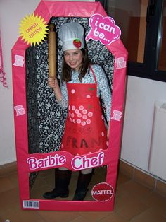 Barbie box photobooth photocall Photo 19 of 79: Cooking Party / Birthday Cooking party