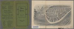 Plan of Sea Gate, New York Harbor [Coney Island]. From New York Public Library Digital Collections.