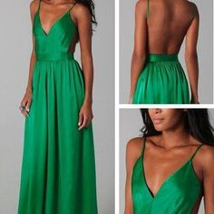 dress, backless, and prom dress image