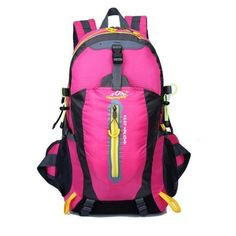 790fc7e8b6ac Outdoor Mountaineering Backpack Hiking Camping Waterproof Nylon. Hiking  BackpackRucksack BackpackHiking BagsCamping RucksackTravel ...