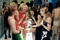 Who said it: Samantha, Carrie, Miranda, or Charlotte? | Match the Quote to the 'Sex and the City' Character