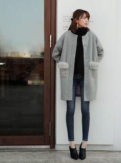 ファッション ファッション in 2020 Cute Fashion, Fashion Pants, Fashion Outfits, Womens Fashion, Classy Winter Outfits, Casual Outfits, Cute Outfits, Japanese Winter Fashion, Autumn Winter Fashion