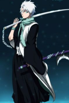 When you wish you could marry an Anime character. Captain of the Tenth Division: Toshiro Hitsugaya. Bleach