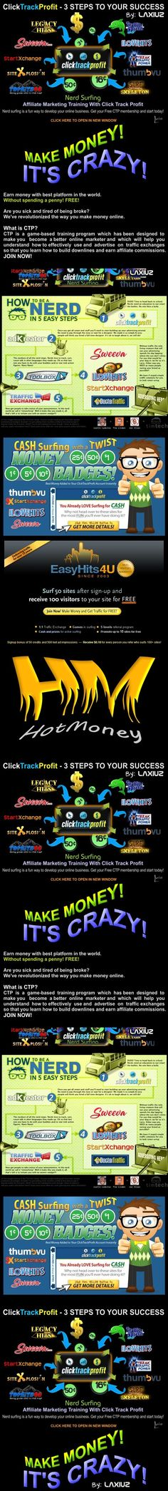 Earn money with best platform in the world. **  Without spending a penny! FREE! JOIN NOW!  Are you sick and tired of being broke? We've revolutionized the way you make money online. JOIN NOW! http://www.easyhits4u.com/customsplash/54708