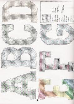 Letters n Numbers