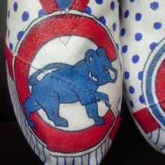 Cubs Toms