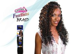 Crochet Box Braids Canada : Medium box braids, Box braids and Lace front wigs on Pinterest
