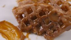 Churro Waffles Are the Most Brilliant Waffle Hack You've Never Thought to Do  - Delish.com