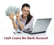 #CashLoansNoBankAccount arranges immediate monetary assistance that you can obtain without any checking account and sort out all your unplanned expenses easily. An amount ranging from $100 to $1000 can be gained with these financial supports. www.paydayloansnobankaccount.com