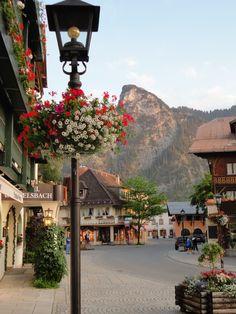 Oberammergau, Germany. Repinned by www.mygrowingtraditions.com