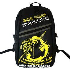 One Piece Trafalgar Law Bag Backpack OPBG2235