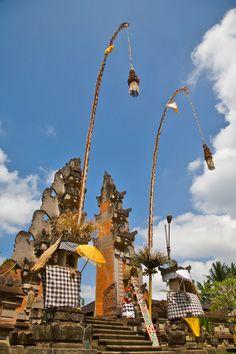 Indonésia / Bali - Festival de Galungan