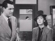 """""""Walter? The mayor's first wife - what was her name?"""" """"You mean the one with the wart on her -"""" """"Right."""" """"Fanny.""""   His Girl Friday (1940)"""