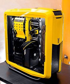If you are like most people, computers are a necessary part of your day to day life. If you need to buy a desktop computer, you have . Gaming Computer Setup, Gaming Pc Build, Computer Build, Gaming Pcs, Computer Case, Computer Technology, Technology Gadgets, Computer Equipment, Pc Cases