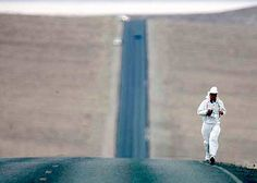 "The Badwater Ultramarathon describes itself as ""the world's toughest foot race"". It is a 135 mile (215 km) course starting at 282 feet (85 m) below sea level in the Badwater Basin, in California's Death Valley, and ending at an elevation of 8360 feet (2548 m) at Whitney Portal, the trailhead to Mount Whitney. It takes place annually in mid-July, when the weather conditions are most extreme and temperatures over 120 °F (49 °C), even in the shade, are not uncommon. Consequently, very few…"