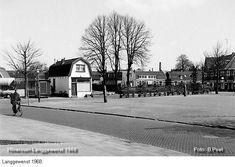 Hilversum - Langgewenst - Marktterrein - 1968