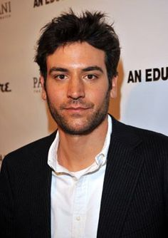 Josh Radnor at event of An Education