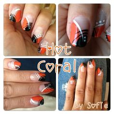 IsaDora Global — Autumn Nails