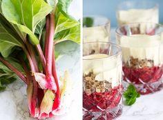Potluck Recipes, Dessert Recipes, Potluck Food, Rhubarb Compote, Brunch, Sweets Cake, Healthy Desserts, Food Hacks, Tapas