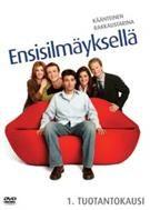 Ensisilmäyksellä - Kausi 1 (3 disc) (DVD) 9,95€. Kaikki kaudet toiveissa, ensin kuitenkin tämä ykkönen.