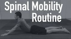 The reasons for feeling discomfort along your back are pretty complex, but too much sitting or staying in one position for too long can be among the modern-day culprits. If your back feels stiff and lacks flexibility (especially in your upper back), try out these stretches from the bendy folks at GMB Fitness.