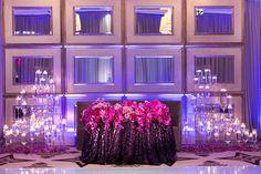 An Intertwined Event: Glamorous Terranea Wedding : Sweetheart Table