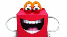McDonald's New Happy Meal 'Ambassador' Just Might Eat Your Children