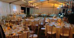 southern elegant wedding by sean o'keefe events