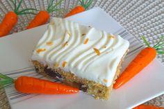 Zbavte sa minuloročných zásob mrkvy a upečte si zdravý mrkvový koláč - Záhrada.sk Ricotta, Desserts, Food, Feather, Meal, Deserts, Essen, Hoods, Dessert