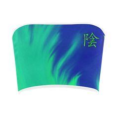 Yin Yang Bandeau Top