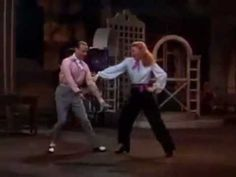 Fred Astaire and Ginger Rogers awesome dancing