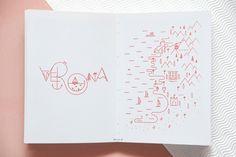 Branding & Graphic Design by Stefanie Brückler | Inspiration Grid | Design Inspiration