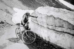 Tour de France 1923. 6^Tappa, 4 luglio. Bayonne > Luchon. Col du Tourmalet. Hector Heusghem (1890-1982)