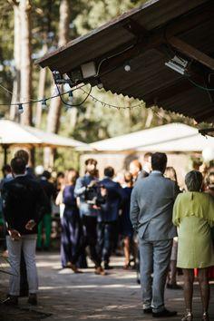 Boho wedding - Cap Ferret - French wedding style - La Paire de Cerise photographes - Jenny Morel Weddings wedding planner - venue