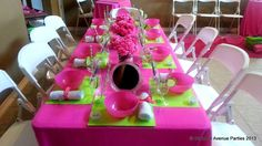 Spa Party Birthday Party Ideas | Photo 18 of 37