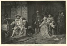 'Anne Boleyn's Last Appeal'