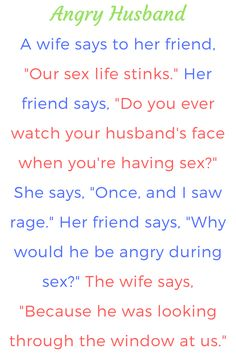 Angry Husband (Funny Story) – Laughers Club