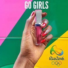 🇬🇧Gals, are you ready for #Rio2016? 💚 Our Light Girls are! 💪 Who else is in? #FerrieParisImIn🌟 🇫🇷Les filles, êtes-vous prêtes pour Rio? Nos Light Girls le sont!! Qui en est? #FerrieParisJenSuis #OlympicGames💛 Light Girls, Rio 2016, Olympic Games, Lip Gloss, Lips, Paris, Instagram Posts, Daughters, Montmartre Paris
