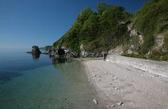 Charlestown Beach - Cornwall Guide Photos