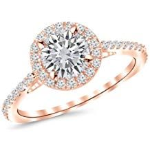 Official Website 9ct White Gold Wedding & Engagement Ring Size K A Great Variety Of Models Diamond