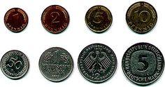 deutsche mark coins