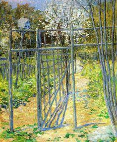 JULIEN ALDEN WEIR  (1891)