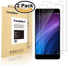 Oferta: 7.95€. Comprar Ofertas de [2 Unidades] Xiaomi Redmi 4 / Redmi 4 Prime Protector de Pantalla, iVoler [0.3mm Dureza 9H] Protector de Pantalla de Vidrio T barato. ¡Mira las ofertas!