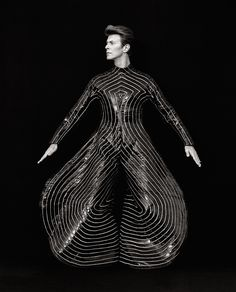 Herb Ritts - David Bowie, Hollywood 1989 More