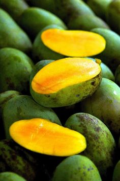 In season - June, Mangoes