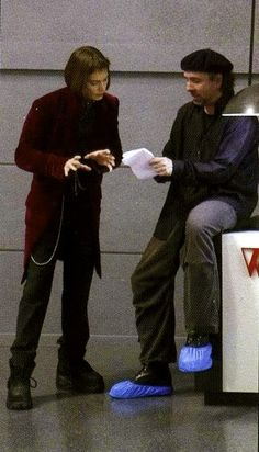 Behind the Scenes of Charlie and the Chocolate Factory