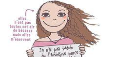 Féministe... évidemment ! 2014  le cas du harcèlement de rue, idées reçues - récap