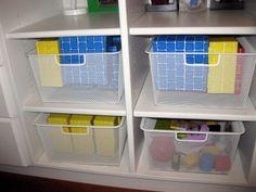 Sofa Table As Toy Storage.   Toy Storage Ideas   Pinterest   Toy Storage,  Sofa Tables And Storage